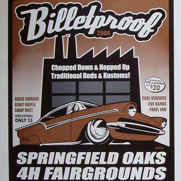 Print Billetproof 2004